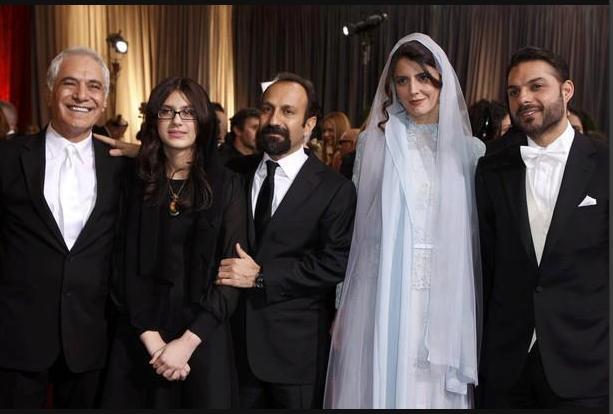 سینمای ایران و افتخاری دیگری : جایزه اسکار برای فیلم «جدائی نادر از سیمین»