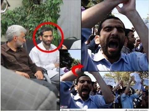 یکی از مسولان ستاد آقای جلیلی از ایجاد رابطه با آمریکا شاکی شده و صبح امروز در فرودگاه مهرآباد بر سر تیم آقای روحانی فریاد اعتراض سر داده