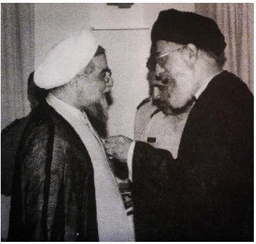 اعطای نشان نصر از سوی رهبر انقلاب به حسن روحانی