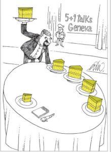 کیک زرد هسته ای ـ علی جهانشاهی