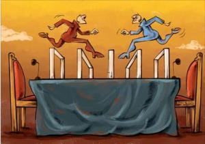 mozakerat-karikator